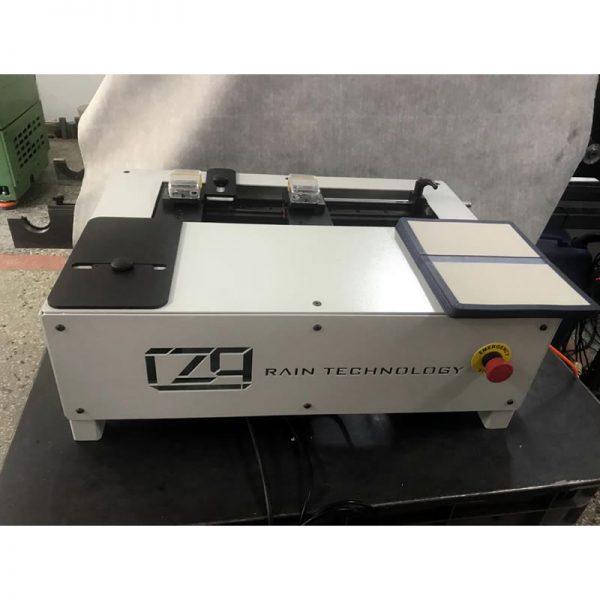 Ajanda Kapak Delme Makinesi Baskı Sonrası Makinesi